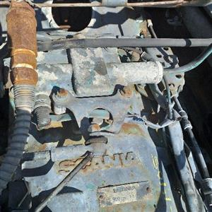 Scania Grs 900 gearboxes for salw