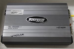 Targa 5000watts amplifier S037504A #Rosettenvillepawnshop