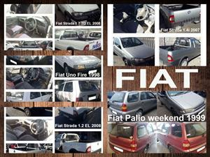 Fiat spares for sale.