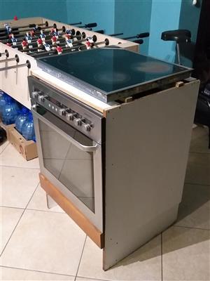 AEG  COMPETENCE Stove plus Oven