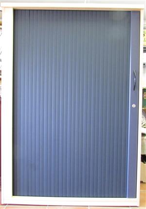 MAPLE ROLLER SHUTTER DOOR FILING CABINET