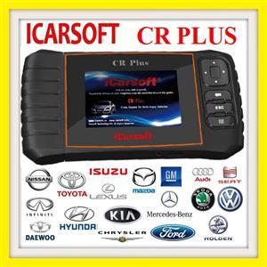 iCarsoft CR Plus OBDII comprehensive DIAGNOSTIC instrument four way system