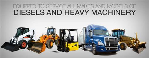 Fitters/Diesel Mechanics/Auto Work on Earthmoving Equipment Filed Services