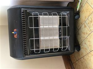 Gas Heater Alva