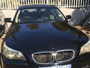 2004 BMW 5 Series sedan 540i LUXURY LINE A/T (G30)