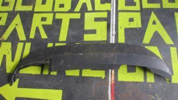 2015 ford fiesta rear bumper insert