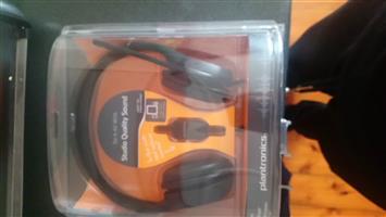 Plantronics Audio Stereo Headset