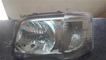 Toyota Quantum Head Lights