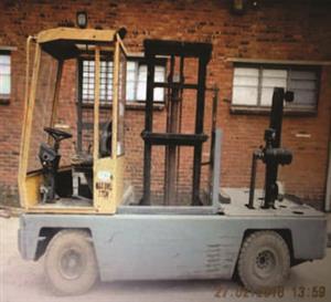 3 Ton Baumann HX30/14/33 Sideloader