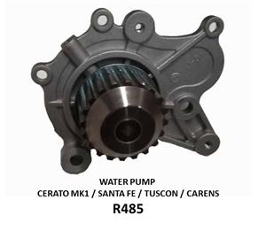 WATERPUMP *NEW* - CERATO MK1 / SANTAFE / TUSCON / CARENS