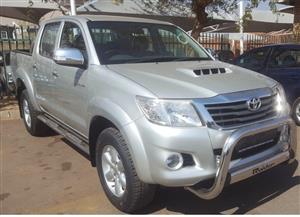 2012 Toyota Hilux 3.0D 4D double cab 4x4 Raider Heritage Editi