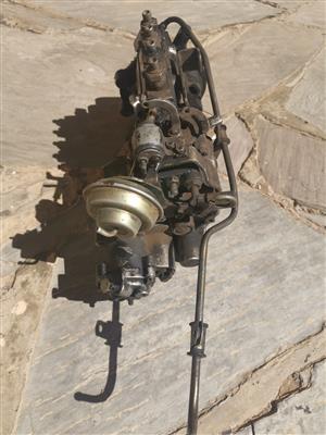 Diesel Pump and 3 injectors