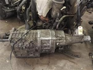 Ford Ranger / Mazda Sump Gearbox