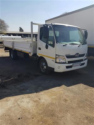 2015 Hino 300 - 915 Dropside truck (5ton)