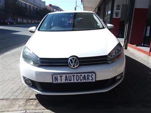 2012 VW Golf 1.4TSI Comfortline auto