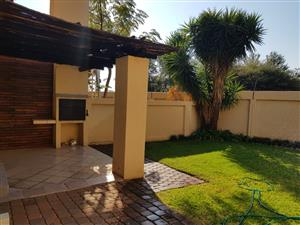 2 BEDROOM DREAM DUPLEX WITH PRIVATE GARDEN IN DEO AGATHOS SECURITY COMPLEX ANNLIN PRETORIA