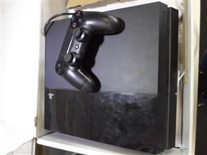 500GB Playstation 4