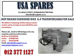 JEEP GRAND CHEROKEE WK2 6.4 TRANSFER CASE FOR SALE. CALL NOW