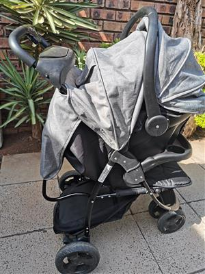 Boni 3 Wheel Travel System