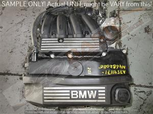 BMW N46B20BE -2.0L DOHC 16V Engine -318i E90