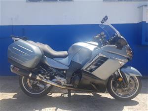 2009 Kawasaki GTR1400