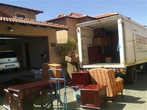 Best Moving and Storage From R900