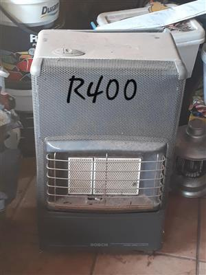 Bosch gas heater for sale