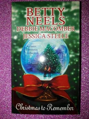 Christmas To Remember - Mills & Boon.