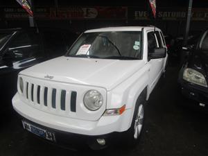 2013 Jeep Patriot 2.4L Limited