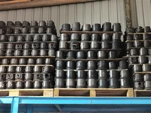 Komatsu engines pistons
