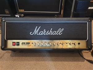 Marshall JCM2000 100 watt head