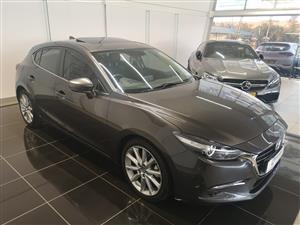 2017 Mazda 3 Mazda 2.0 Individual