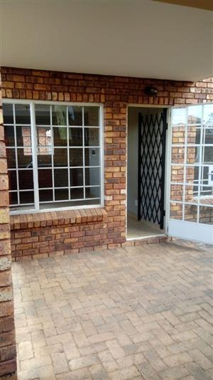 1 Bedroom Townhouse available Immediately at Andeon