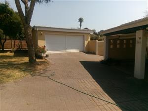 A house to rent in Mayers park is available immediately at the price of R8500 and a deposit of R8500 is also required.