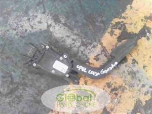 Opel Corsa Gamma accelerator pedal