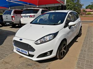 2014 Ford Fiesta 1.6 5 door Ambiente