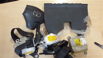 Toyota Verso Airbag Set