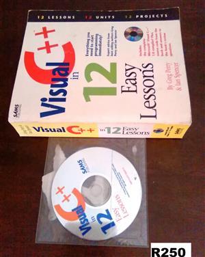 Visual C++ Textbook and CD