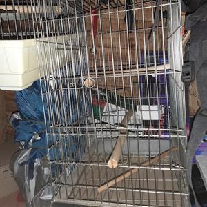 Bird Cage - Parrot