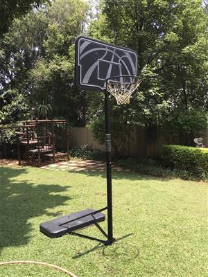 Basketball hoop set Lifetime