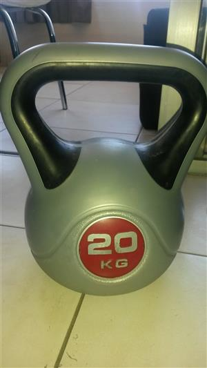 URGENT SALE: 20 KG Kettlebell