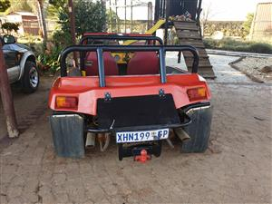 Beach Buggy - URGENT SALE