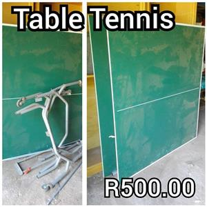 Table tennis table for sale