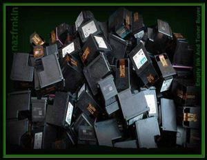We buy & collect empty/Ink Cartridges & Toner's