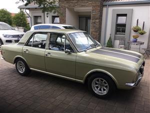 1968 Ford Cortina
