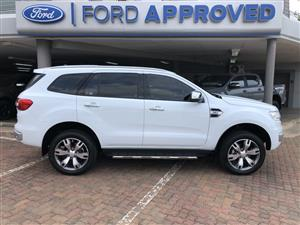 2017 Ford Everest 3.2 4WD Limited