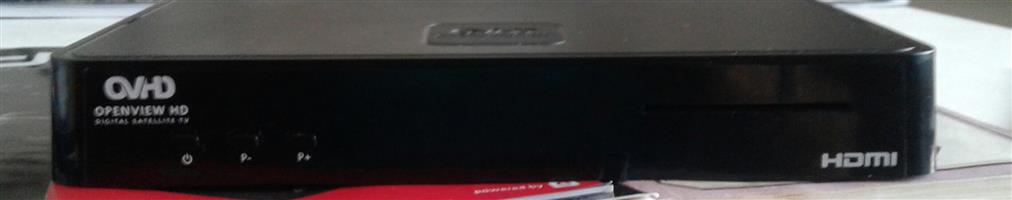 Open View decoder for sale