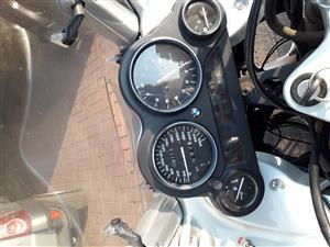 2003 BMW K1200GT with only 91000km. Very clean. Bike used dayli. Urgent sale.