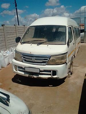 CAM Inyathi 2.2 2006 - STRIPPING FOR SPARES.