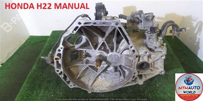 IMPORTED USED HONDA H22 MANUAL GEARBOX
